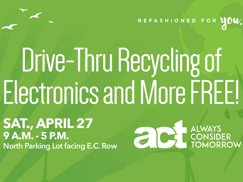 Devonshire Mall to Host Annual Recycling Event
