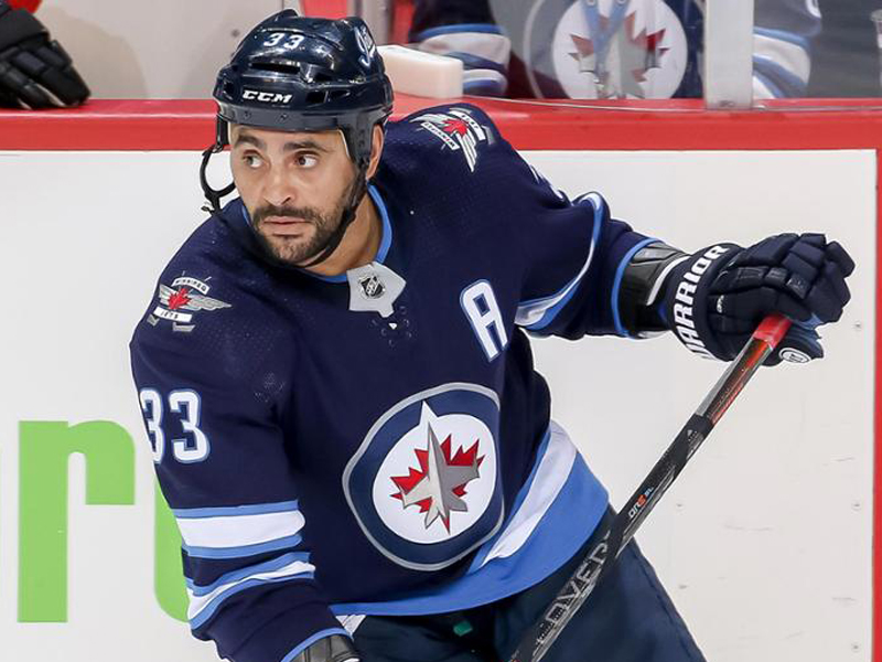 Byfuglien, Jets agree to terminate contract