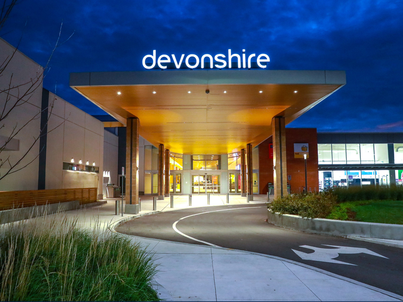 Devonshire Mall to remain closed until April 19th