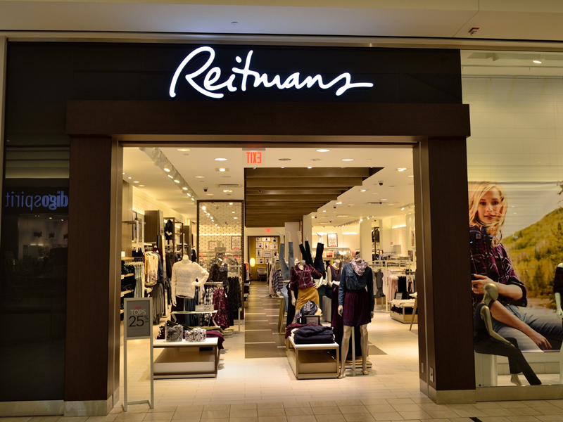 Reitmans (Canada) Limited Announces its Intention to Restructure its Operations under CCAA