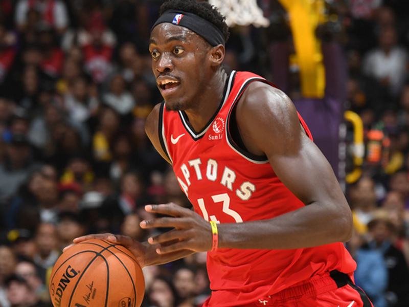 Pascal Siakam not shying away amid current challenges with Raptors